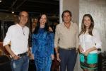 Paulo Evangelista, Sueli Adorni, Luiz Fernandez Salgado Franco e Letícia Frare
