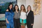 Sueli Adorni, Denise Garbelini, Letícia Frare e Maria Paula Aoun