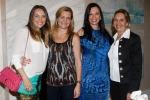 Letícia Frare, Andrea Pilar, Sueli Adorni e Lair de Mello