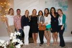 Fernanda Grottera, Paulo Maignardi, Natalie Lorentziadis, Lucy Lorentziadis, Vera Frare, Letícia Frare, Fernanda Zanetti e Ana Paula Stroher