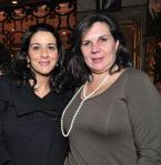 Claudia Elias e Rita de Cássia Camilo