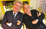 Claudio Luti e Helio Bork