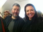 Philippe Starck e Sueli Adorni