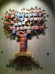 Árvore genealógica Moet et Chandon