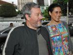 Philippe Starck e Jasmine Starck