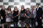 Vania Ceccotto Claudia Elias Andrea Gonzaga Silene Cancela Ana Salama Gerson Dutra de Sá e Luiz Bianchi
