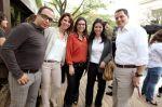 Carlos Rossi Debora Schor Patricia e Cristina Rocha e Luiz Bianchi