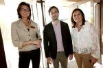 Cristina Ferraz Leonardo Di Caprio e Flavia Samia