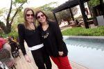 Karina Kattan e Ana Paula Nogueira