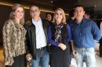 Vania Ceccoto  Jose Carlos Correa Tania Correa e Aurelio Begliomini